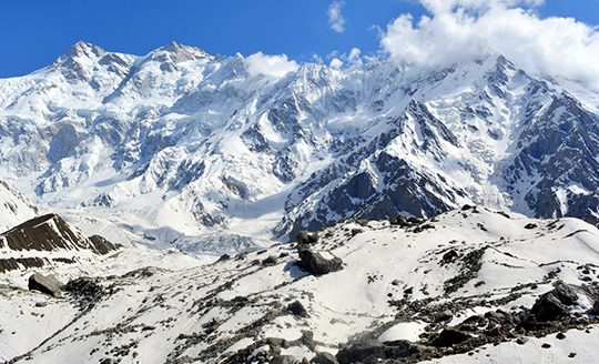 nanga parbat expedition group tour