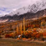 nagar valleyl hunza autumn tour