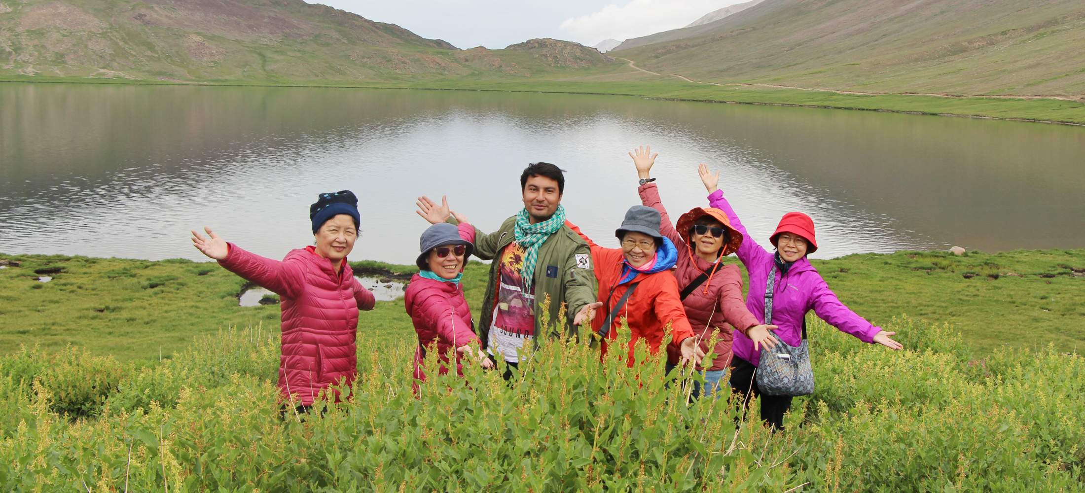 thailand tourist visit to deosai plains