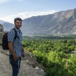 Gilgit City View Point