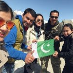 Tourist in Pakistan