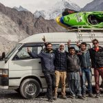 expedition to indus river in gilgit baltistan